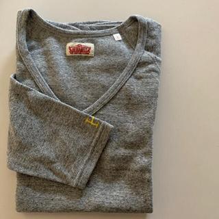 ハリウッドランチマーケット(HOLLYWOOD RANCH MARKET)のVネック七分袖T(Tシャツ(長袖/七分))