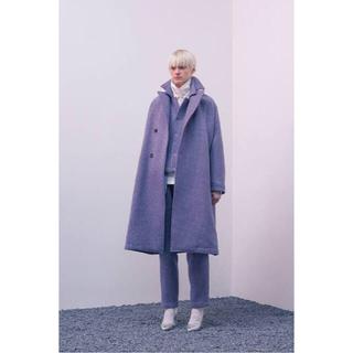 サンシー(SUNSEA)のwellder 19aw コート (ステンカラーコート)
