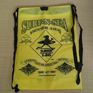 ハレイワ(HALEIWA)のショップシール付き‼️ SURF・N・SEA  ショップバッグ(ショップ袋)