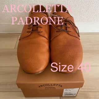 パドローネ(PADRONE)のARCOLLETTA PADRONE バレエシューズ パドローネ(ドレス/ビジネス)