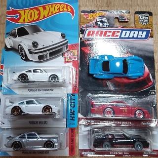 ポルシェ(Porsche)のホットウィール ポルシェ5台セット(ミニカー)