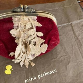 ミナペルホネン(mina perhonen)のミナペルホネン  カドルパース(財布)