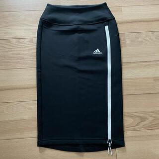 アディダス(adidas)のadidas (アディダス) W Z.N.E. スカート 膝丈 M(ひざ丈スカート)