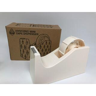 ヒステリックミニ(HYSTERIC MINI)のヒスミニ ノベルティ― デープディスペンサー ホワイト(テープ/マスキングテープ)