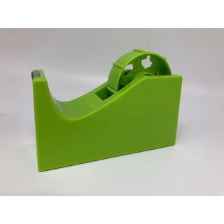 ヒステリックミニ(HYSTERIC MINI)のヒスミニ ノベルティ― デープディスペンサー グリーン(テープ/マスキングテープ)