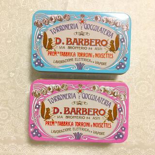 ディーンアンドデルーカ(DEAN & DELUCA)のバルベロ チョコレート空き缶(小物入れ)