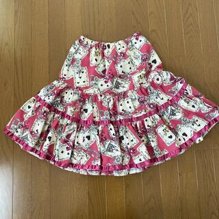エミリーテンプルキュート(Emily Temple cute)のエミキュ 膝丈スカート(ひざ丈スカート)