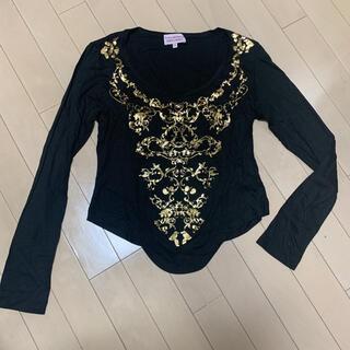ヴィヴィアンウエストウッド(Vivienne Westwood)のヴィヴィアンウエストウッド レッドレーベル Tシャツ(Tシャツ(長袖/七分))