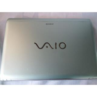 ソニー(SONY)のひら様専用訳アリ緑のVAIO CPUi5 HDD500GB (ノートPC)