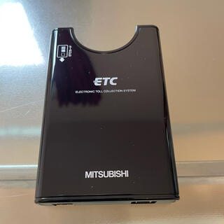 ミツビシデンキ(三菱電機)の三菱電機製 ETC車載器(ETC)