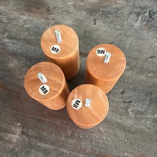 ムジルシリョウヒン(MUJI (無印良品))の無印良品ベッド 木製脚(脚付きマットレスベッド)