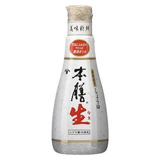 キッコーマン(キッコーマン)のヒゲタ 高級割烹しょうゆ 本膳 生 200ml×3個【入り数2】(調味料)