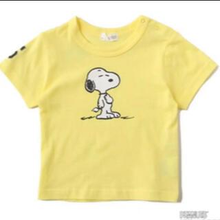 スヌーピー(SNOOPY)のビールーム スヌーピー Tシャツ 130  b.room(Tシャツ/カットソー)