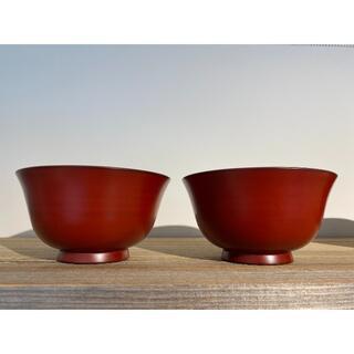 赤木明登 輪島塗 お椀(食器)
