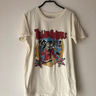 ゴートゥーハリウッド(GO TO HOLLYWOOD)のおしりぺんぺん様専用美品ゴートゥーハリウッド天竺AnimalsTシャツ02(Tシャツ/カットソー)