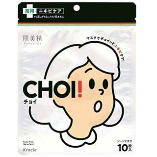 肌美精 CHOI(パック/フェイスマスク)