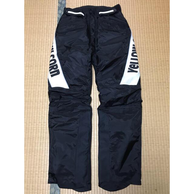 YeLLOW CORN(イエローコーン)のyellow corn ライダースパンツ きゅーん様 メンズのジャケット/アウター(ライダースジャケット)の商品写真