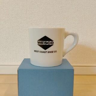 ウエスコ(Wesco)の【希少】WESCO 100周年記念マグカップ【限定品】(グラス/カップ)