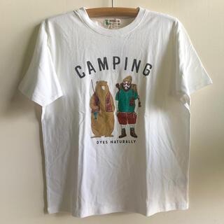 チチカカ(titicaca)の新品 TITICACA CAMPING Tシャツ チチカカ wm(Tシャツ/カットソー(半袖/袖なし))
