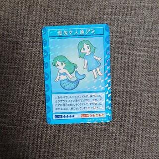 銭天堂  限定特典カード 型ぬき人形グミ(その他)
