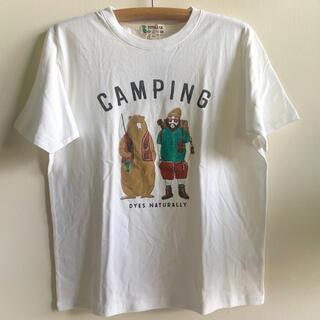 チチカカ(titicaca)の新品 TITICACA CAMPING Tシャツ チチカカ wl(Tシャツ/カットソー(半袖/袖なし))