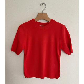 センスオブプレイスバイアーバンリサーチ(SENSE OF PLACE by URBAN RESEARCH)のorange tee 🍊(Tシャツ(半袖/袖なし))