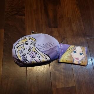 ディズニー(Disney)のラプンツェル ポーチと小銭入れ2点セット(財布)
