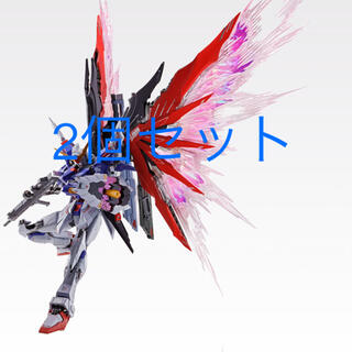 METAL BUILD デスティニーガンダム SOUL RED Ver. 2個(アニメ/ゲーム)