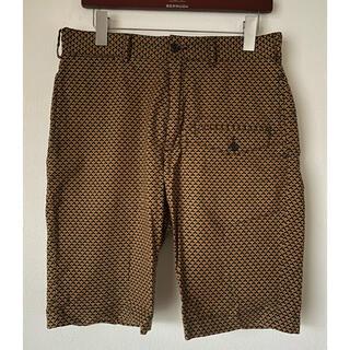 エンジニアードガーメンツ(Engineered Garments)のEngineered Garments 小紋柄グルカショーツ(ショートパンツ)