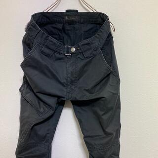 ベルスタッフ(BELSTAFF)のBelstaff VOYAGER PANTS  ブラック イタリア製(ワークパンツ/カーゴパンツ)