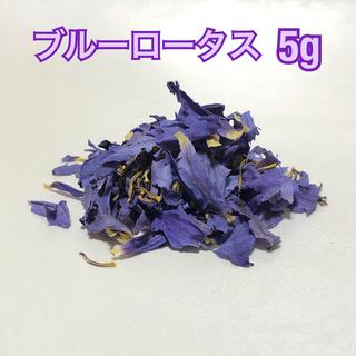 高品質 オーガニックブルーロータス 5g(ドライフラワー)