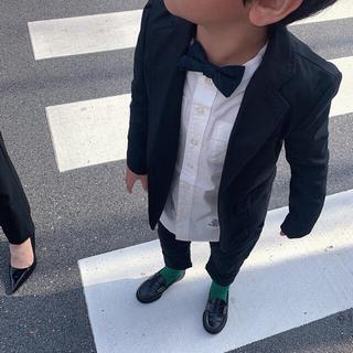コドモビームス(こども ビームス)の今季SMOOTHY スーツセット(ドレス/フォーマル)