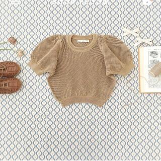キャラメルベビー&チャイルド(Caramel baby&child )の※yuzuco様専用※ soor  ploomMimi Knit Top(ニット)