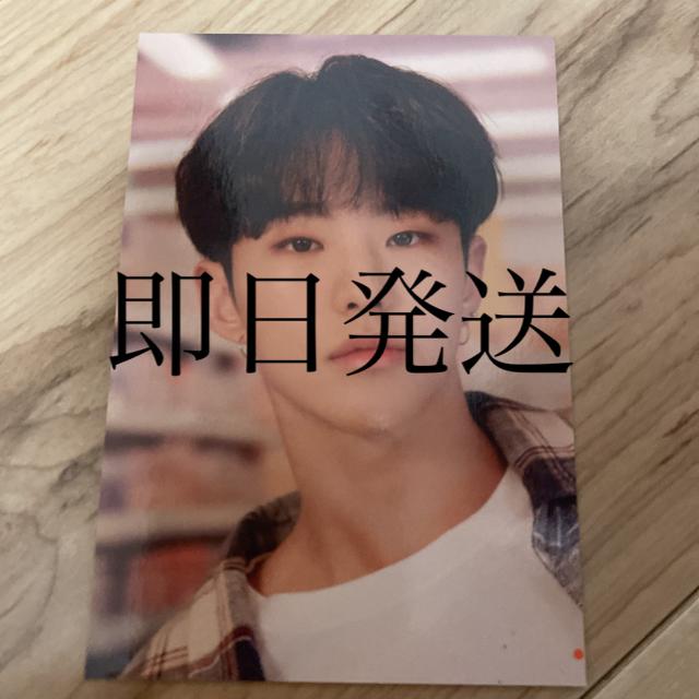 SEVENTEEN(セブンティーン)のD ホシ HYBE フォトカード エンタメ/ホビーのCD(K-POP/アジア)の商品写真