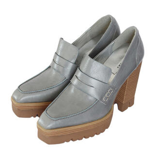 アメリヴィンテージ(Ameri VINTAGE)のAmeri VINTAGE PLATFORM LOAFER(ローファー/革靴)