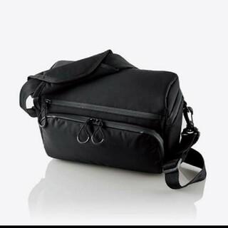 エレコム(ELECOM)の新品♡エレコム♡収納多数!カメラショルダーバッグ(ケース/バッグ)