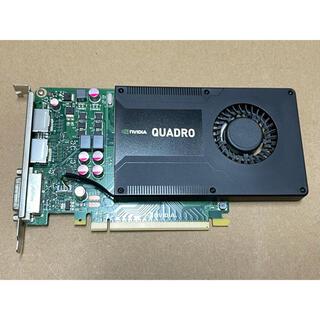 NVIDIA Quadro グラフィックボード K2000 2Gb中古品