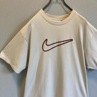 ナイキ(NIKE)の90s NIKE ビックロゴ tシャツ ゆるだぼ  vintage(Tシャツ(半袖/袖なし))