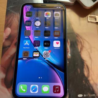 アップル(Apple)のiPhone XR 64GB simフリー 即発送(スマートフォン本体)