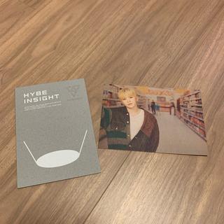 セブンティーン(SEVENTEEN)のHYBE INSIGHT Postcard seventeen ウジ ポスカ(アイドルグッズ)