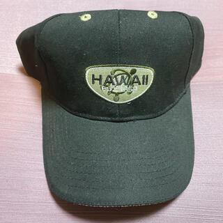 ハワイ  キャップ 黒(キャップ)