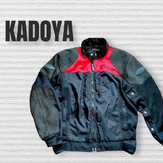 ハーレーダビッドソン(Harley Davidson)のKADOYA カドヤ ライダースメッシュジャケット 夏(ライダースジャケット)