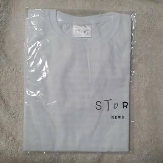 NEWS STORY Tシャツ(アイドルグッズ)