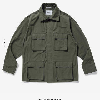 W)taps - WTAPS WMILL-LS 01 SHIRT.NYCO.RIPSTOP