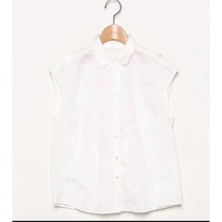 アナイ(ANAYI)のANAYIパフスリーブシャツ(シャツ/ブラウス(半袖/袖なし))
