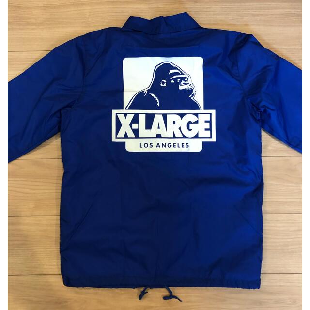XLARGE(エクストララージ)のエクストララージ★ナイロンジャケット コーチジャケット メンズのジャケット/アウター(ナイロンジャケット)の商品写真