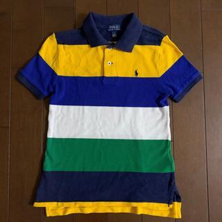 ポロラルフローレン(POLO RALPH LAUREN)のポロラルフローレン ポロシャツ キッズ 130(Tシャツ/カットソー)