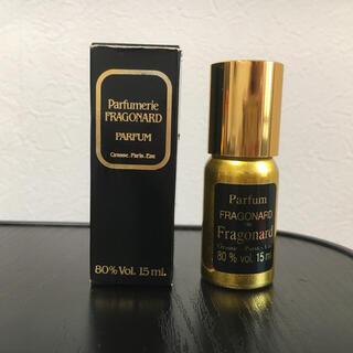 フラゴナール(Fragonard)のフラゴナール 15ml  香水(香水(女性用))
