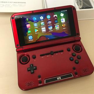 ☆付属品完備 GPD XD 64GB エミュレータゲーム 鬼美品!アンドロイド(携帯用ゲーム機本体)