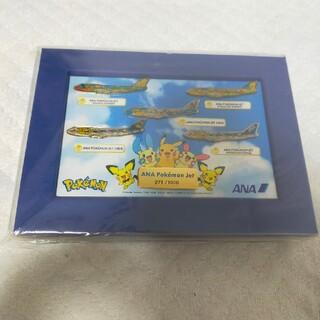 ポケモン(ポケモン)のANA Pokemon Jet 1000個限定 シリアルNO.271(その他)